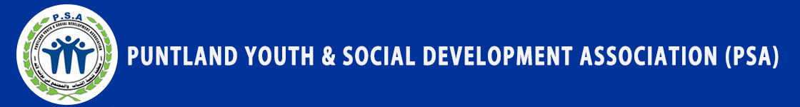 Puntland Youth and Social Development Association (PSA