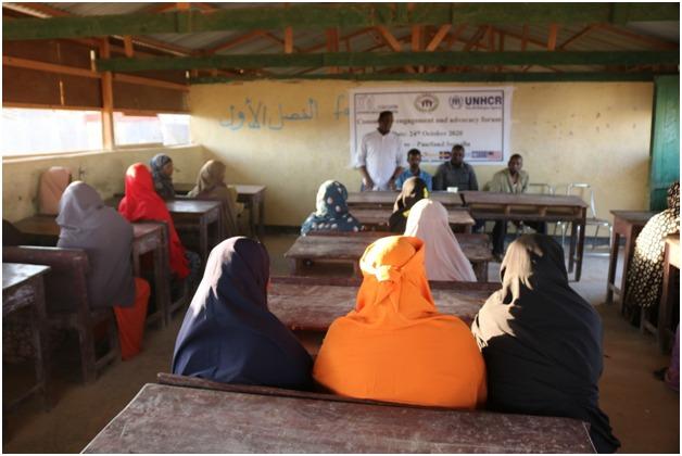 Community Engagement on GBV – Garowe IDPs